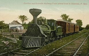 """Carillon & Grenville Railway"""