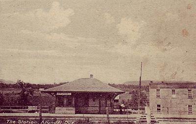 Gare / Train station