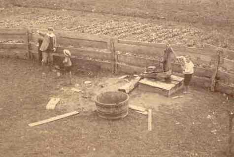 La ferme Copping / The Copping Farm