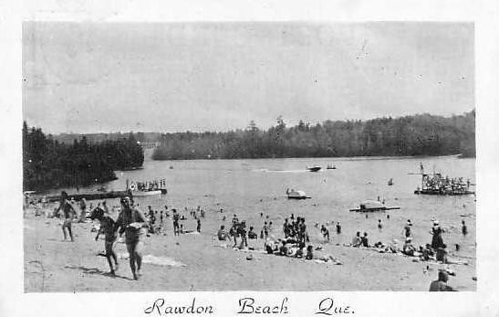 La plage / The beach,