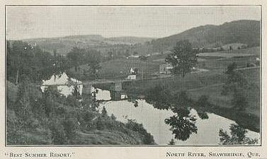 Rivière du Nord / North River