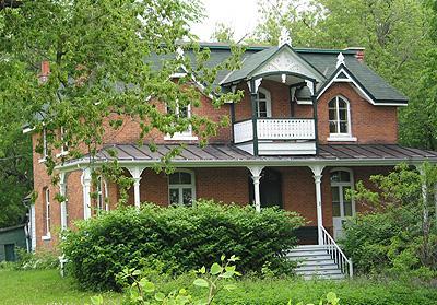 Une maison splendide / A splendid home