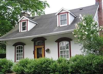 Une maison privée / A private home