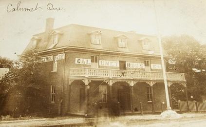 Calumet House