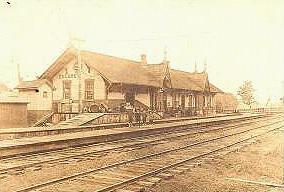 Gare / Railway Station