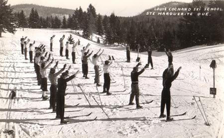 École de ski Louis Cochand / Louis Cochand Ski School