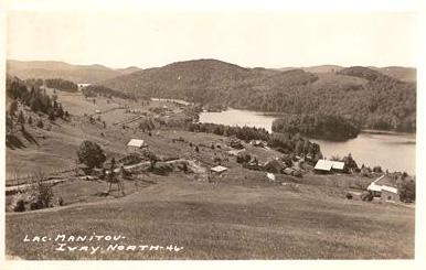 Lac Manitou / Lake Manitou