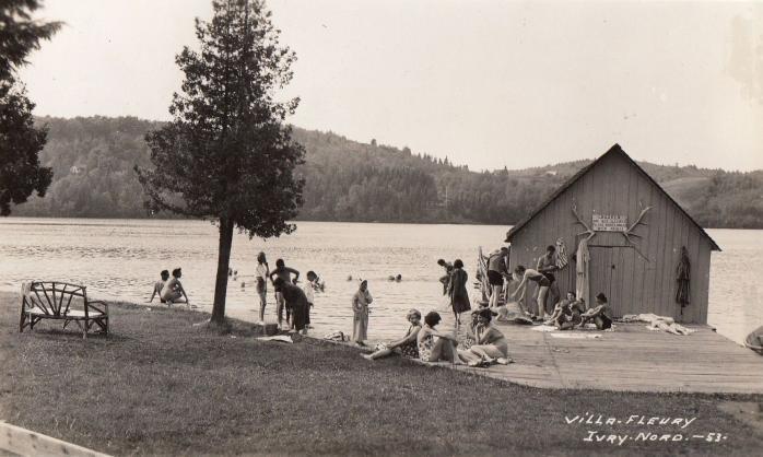 Villa Fleury, Ivry Nord, vers 1940 / c. 1940
