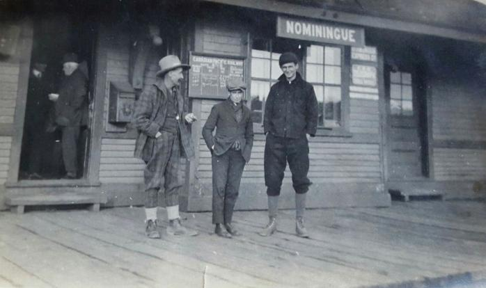 Photo, c. 1920s / Photo, vers les années 1920.
