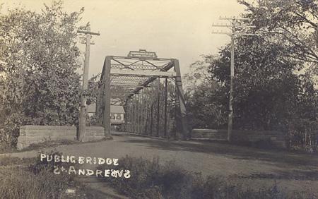 Le pont / The bridge