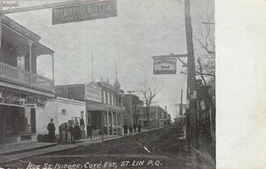 Rue Saint-Isidore