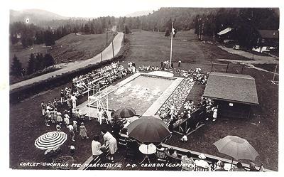 Concours aquatique / Swimming contest