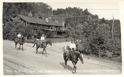 Au cheval / Horseback riding
