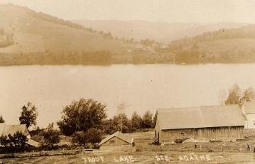 Lac Truite / Trout Lake