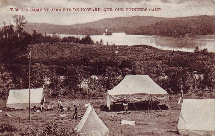 Camp Y.M.C.A. / Y.M.C.A. Camp, Saint-Adolphe-de-Howard