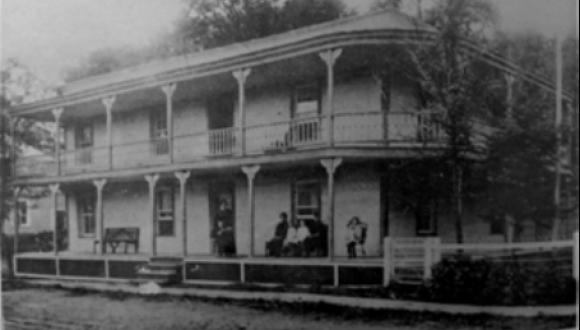 Strathcona House, Morin Heights. (Photo - courtesy of MHHA)