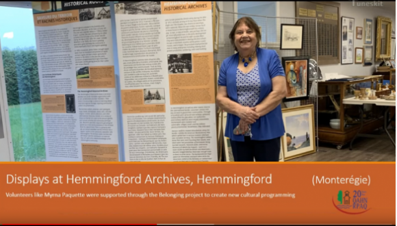 History Matters in Our Communities