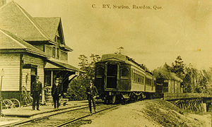 Rawdon Historical Society)